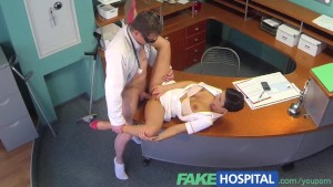 FakeHospital Busty ex porn sta