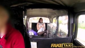 FakeTaxi She loves riding a bi