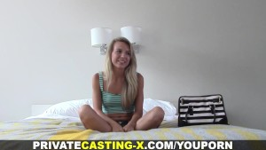 Private Casting X - Best cock-riding teeny ever