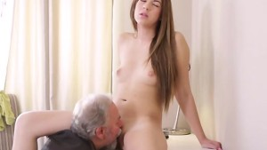 Sexy czech student fucked by h