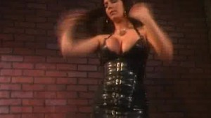 Femdom And Spanking On The Alley