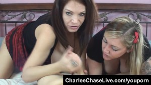 Taylor Raz and Charlee Chase s
