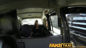 FakeTaxi Huge big tits celebrity takes taxi cock
