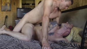 Sold My Soul to the Devil to Fuck my Best Friend - Damon Doggs Cum Factory