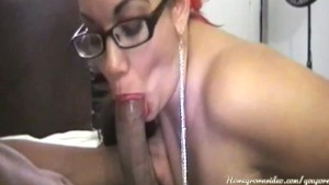 Some Big Black Cock For Sexy Queen