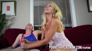 PornstarPlatinum - Erica Lauren young Handjob