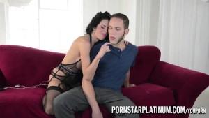 PornstarPlatinum - Veronica Avuluv Fucking step son
