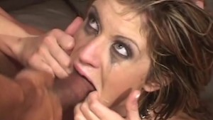 extreme gagging holes