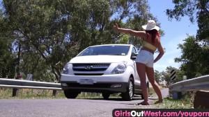 Girls Out West - Lesbian Aussi