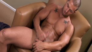 Hot Cruiser Boy Jacks His Nice Hard Dick