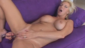 Feeling Her Pussy Split With Excitement