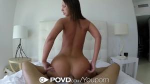 HD - POVD Hot phat ass Jada Stevens gets fucked in POV