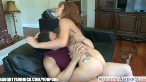 Tattooed neighbor Monique Alexander fucking
