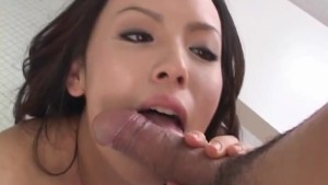 Hot milf Shinobu Todaka goes nasty on cock