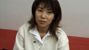 Ann Ogura shows off in nasty s