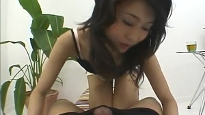 Hot milf seems eager to play naughty on cock