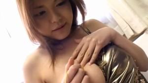 Sexy masturbation by hot Yukar