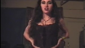 Goth babe wants to be a pornstar - Vixen Pictures