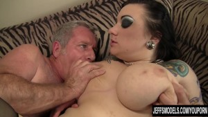 Big boobed Scarlet LaVey gets