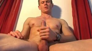 My gym trainer made a porn! So nice !