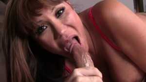 Ava Devine in need of a big cock - Glory hole