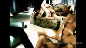 One hot orgy from Five-Star Ex
