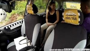 Amazing Sex In Taxi Cab