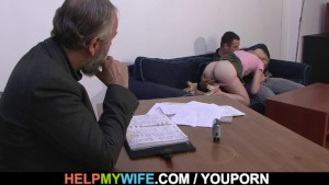 Fuck my wife for money