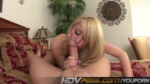 HDVPass Monique Alexander is in full sexual control