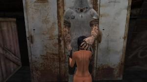 une bourgeoise entrain-de pomper la queue d une spychopathe