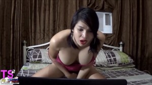TS Filipina Live Sex Cams Show