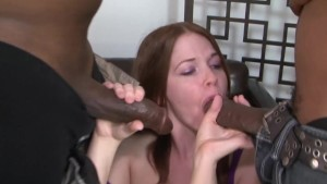 Pigtailed Teen Anal Creamied after Gangbang