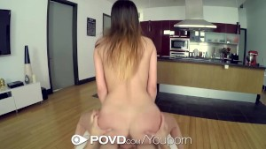 POVD - Guy watches Brooke Myer