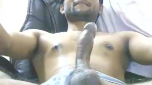 Me jerking & edging