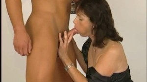 Kama Sutra with mature woman