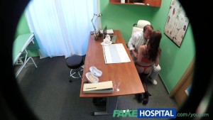 FakeHospital Doctor cures sexy