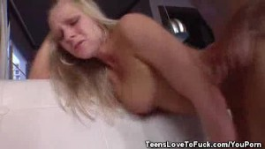Britney Brooks Fucked And Jizzed On