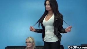 Dagfs - Jasmine And Zoey s Porn Casting