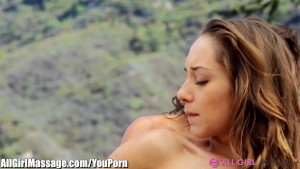 AllGirlMassage Abigail Mac and