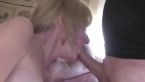 Massage Turns To Blowjob