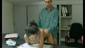 Moroccan Arab Secretary Fucked By Boss asianvideosx.com