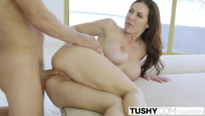 Kendra Lust gets first anal sex!