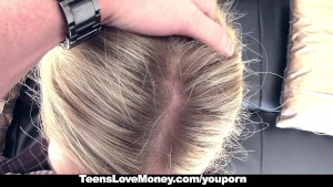 TeensLoveMoney - Hot Blonde Ge