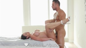 PureMature - Beautiful Yasmin Scott gets a nuru massage fuck