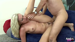 British pornstar babe Angel Long gets her ass fucked