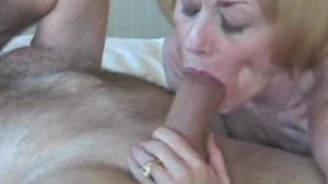 MILF Fucks Her Own StepSon In