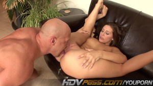 Gracie Glam Rimming And Pleasing Man