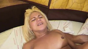 Banging the blonde tranny - Trans Sex Films