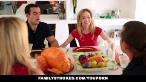FamilyStrokes - Step Sister Su