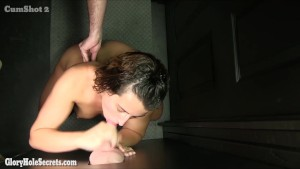Gloryhole Secrets young cutie
